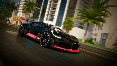 Of course every divo owner has at least one chiron, so the designers already know roughly what they're going to ask for. Supercars Gallery: Bugatti Divo In Red