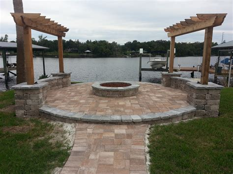 paver pit designs brick patio ideas for your dream house homestylediary com