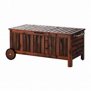 Banc En Bois Ikea : pplar banc rangement ext rieur ikea ~ Premium-room.com Idées de Décoration