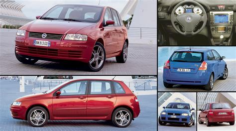 fiat stilo abarth  pictures information specs