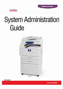 Xerox Workcentre 5020 Sysadminguide Service Manual Download  Schematics  Eeprom  Repair Info For