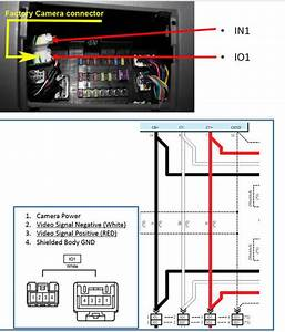 Backup Camera Wiring Diagram 4 Pin  Vehicle  Vehicle