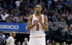 Report: Chris Bosh Believes He Should Be Medically Cleared ...