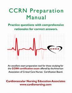 Ccrn Preparation Manual  U2013 Cardiovascular Nursing Education