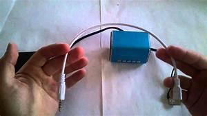 Cable Mini Usb A Jack 3 5 Audio    Mini Usb A 3 5mm Audio