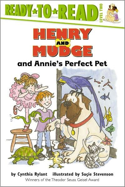 Henry And Mudge And Annie's Perfect Pet (henry And Mudge