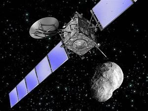 NASA - Rosetta spacecraft