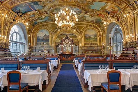 le train bleu restaurants   arrondissement paris