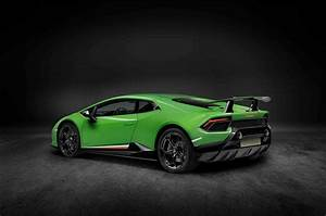 Lamborghini Huracan Performante Revealed, Delivers 640 HP ...