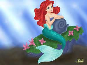 Princess Ariel Little Mermaid