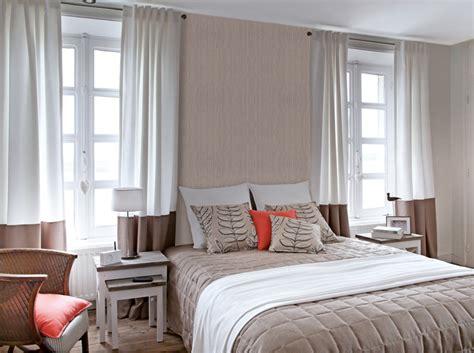 comment disposer une chambre comment bien choisir ses rideaux décoration