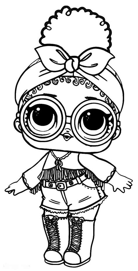 coloriage lol surprise epingle sur lol pinterest unique  coloriage lol surprise bb bop