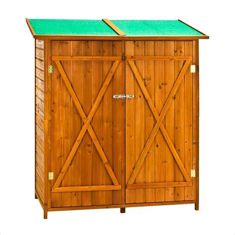Holz Gerätehaus  Geräteschuppen GS2