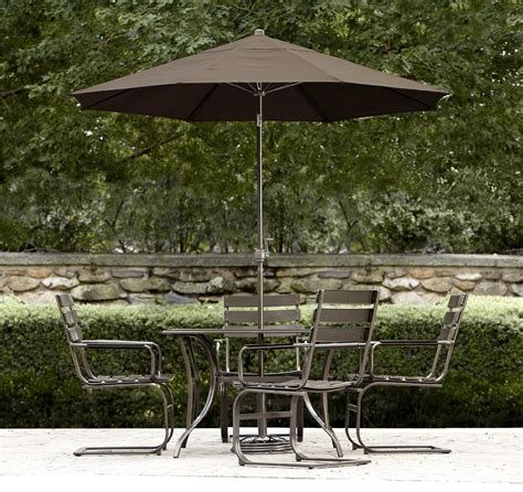 ridgetown 5pc slat dining set enjoy the great outdoors