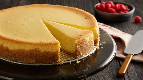 lemon curd cheesecake recipe bettycrockercom