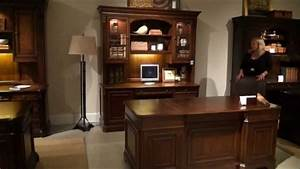 Brookhaven Executive Home Office Desk Set by Hooker ...