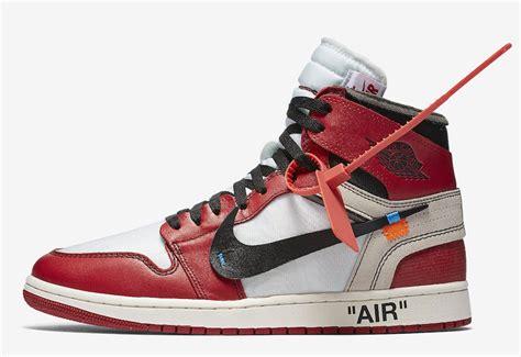 Off White X Air Jordan 1 •