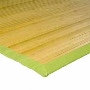 Tapis Bambou Casa : tapis en bambou casa en bois massif tape tapis salle de bains tabouret tte de quai bois de cdre ~ Teatrodelosmanantiales.com Idées de Décoration