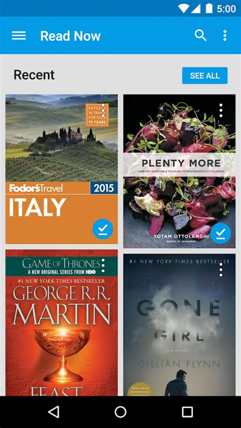 Google Play Books - Android Apps on Google Play