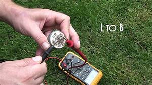 How To Test A Riding Lawnmower Key Switch  How To Test A 5