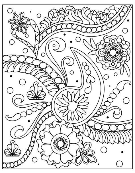 images  adult colouringpaisley designs