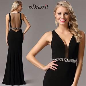 la mode des robes de france robe noire chic pour mariage With comment egayer une robe noire pour un mariage