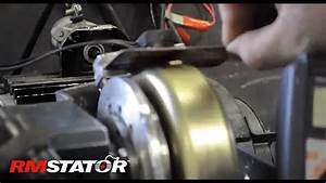 How To Test And Gap A Stator Pick Up Pulsar Coil    Pickup