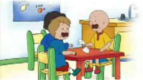 Caillou Dies In The Bathtub by Ytp Caillou Plays With Himself