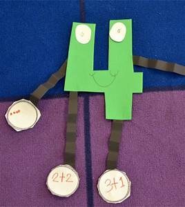 arts and crafts with number and alphabet crafts and arts With craft numbers and letters