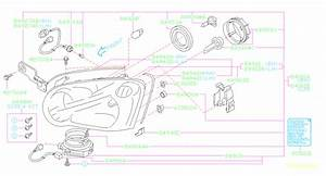 Subaru Impreza Headlight Wiring Harness