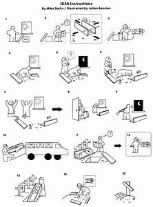 Ikea Instructions Cartoon