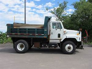 2000 International 4900 Dump Truck Online Government