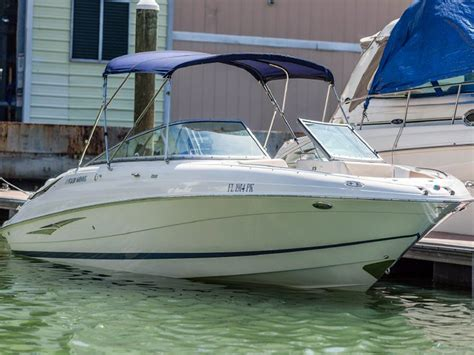 Boats For Sale Fort Myers by 2012 Four Winns H260 Used Boats For Sale Fort Myers Florida