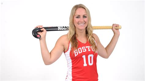 foto de Madeline McClain Field Hockey Boston University Athletics