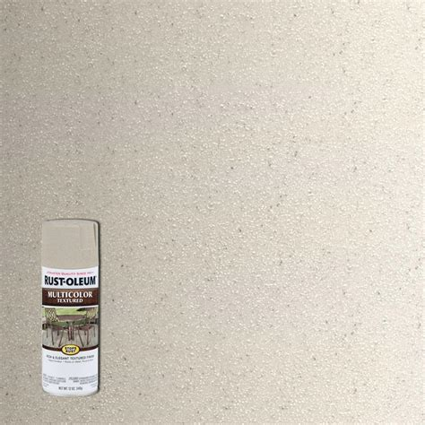 rust oleum stops rust 12 oz protective enamel multi colored textured caribbean sand spray paint
