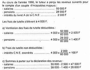 Calcul Des Frais Reel Impot : tutelle curatelle r mun ration tuteur ou curateur ~ Premium-room.com Idées de Décoration