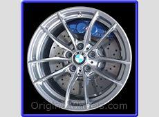 OEM BMW M4 Rims Used Factory Wheels from OriginalWheelscom