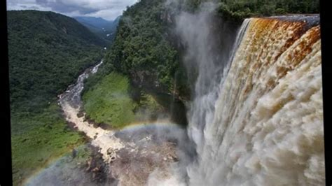 Top Greatest Waterfalls The World Youtube