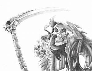 Grim Reaper (Karthus) by PyeImpact97 on DeviantArt