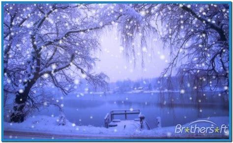 animated snow screensavers mac