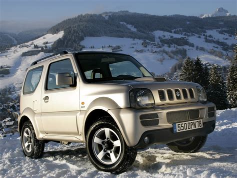 Jimny Wallpapers by Photos Of The Car Suzuki Jimny Wallpapers And Images