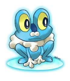 Froakie Pokemon