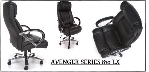 500 Lbs Capacity Office Chairs Available