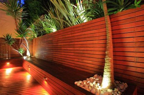 Merbau Decking Tiles by Timber Fencing Design Ideas Get Inspired By Photos Of