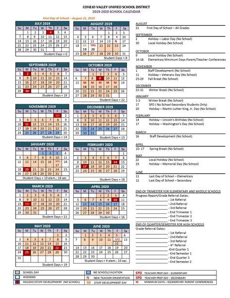 board education approves cvusd school year calendar