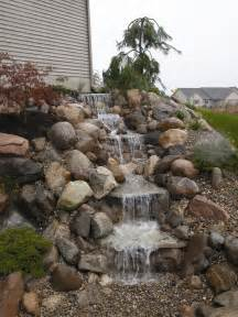 Water Features Waterfall Pond Kits