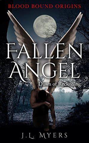 fallen angel dawn  reckoning  jl myers