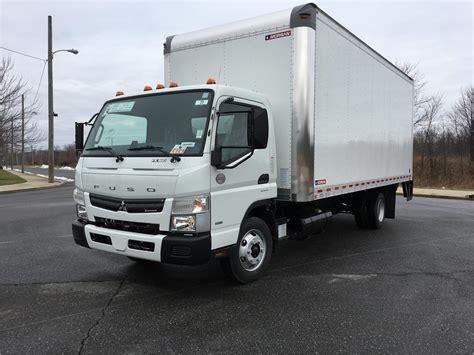 Mitsubishi Box Trucks by Mitsubishi Fuso Trucks Box Trucks In Pennsylvania