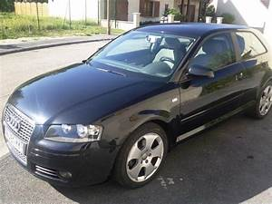 Audi A3 2l Tdi 140 : troc echange audi a3 2l tdi 140ch ambition noir fantome sur france ~ Gottalentnigeria.com Avis de Voitures
