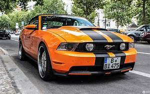 Ford Mustang GT Convertible 2010 - 14 February 2014 - Autogespot